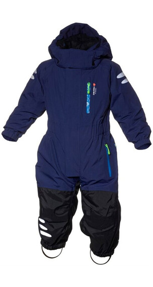 Isbjörn Kids Penguin Winter Jumpsuit NavyBlue